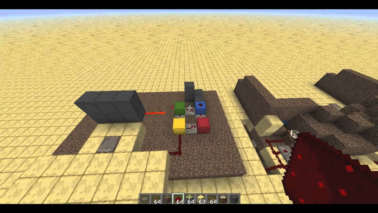 Crafting Table Switcher