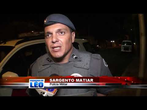 05/02/2019 - Operação pelo Conjunto Luiz Spina, os Predinhos em Barretos detêm 3 por tráfico de drogas