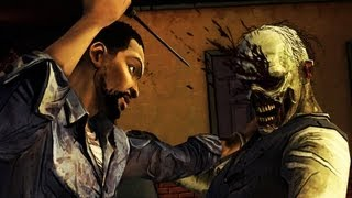 The Walking Dead Test / Review Zu Episode 1: A New Day