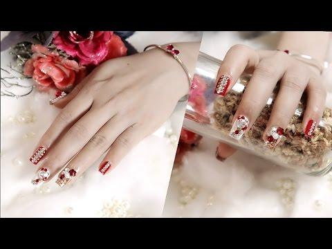 Học làm nail - Hướng dẫn làm móng tay cực đẹp tại nhà