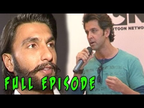 Hrithik Roshan walks out of Shuddhi, Priyanka Chopra COMMENT'S on Ranveer Singh & more