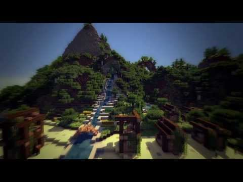 Minecraft Map Survival Fr Treasure Island