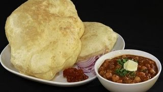 Puri & Chole Bhature..
