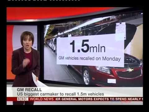 GM recalls another 1.5 million vehicles