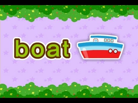 ABC Phonics Chant Song 13 - i_e y o_e oa (Level III-Vowel) | muffin songs
