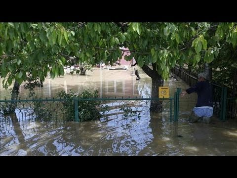 Landslides, Floods Continue to Hit Balkan Region