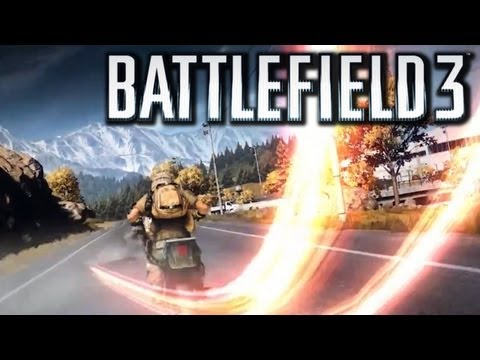 Rock &amp; Rojo - Battlefield 3 End Game