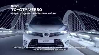 Anuncio Toyota Verso 2014
