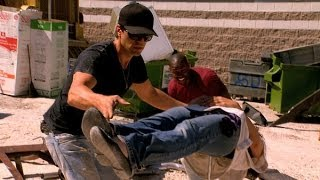 Criss Angel BeLIEve: Criss Impales A Woman With A Spike