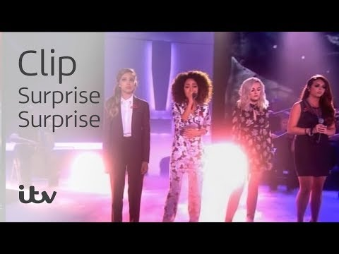 LITTLE MIX PERFORM 'THESE FOUR WALLS' ON SURPRISE SURPRISE