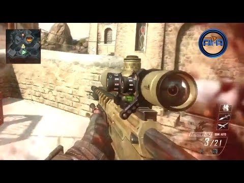 """BLACK OPS 2"" Multiplayer GAMEPLAY - Sniping & Quickscoping w/ Ballista! - Call of Duty BO2, BLACK OPS 2 Multiplayer GAMEPLAY! Check out more videos! • Black Ops 2 Gameplay: http://tinyurl.com/7tyuo3x • NEW Black Ops 2 ZOMBIES trailer: http://tinyurl..."