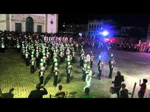 Fanfarra Tradicional de Alagoinhas Tetra Campeã Baiana 2011 2ª Parte