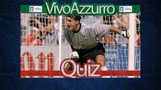 Il record di imbattibilità di un portiere italiano in un Mondiale - Quiz #38