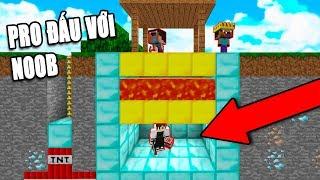 KHI NOOB CỐ GẮNG VÀO NHÀ CỦA PRO 😂 - Minecraft: Noob Phiêu Lưu Ký #2