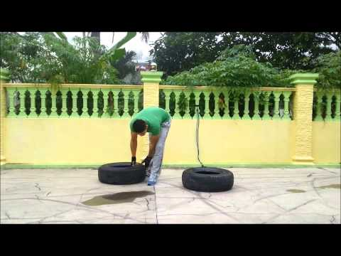 Outdoor Workout dengan StrongMuscle