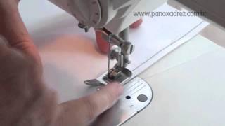 [BOM2011] Margem De Costura, Parte 2: Máquina Comum