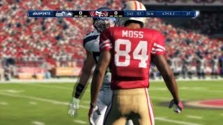Madden 13 Gameplay (From E3) Seattle Seahawks Vs San