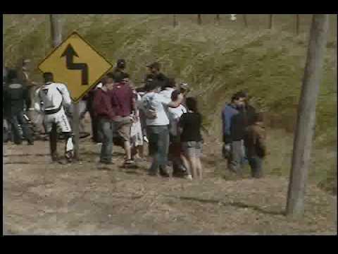 acidente de hornet morungaba