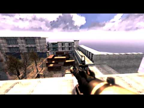 mp_area52 Jumps and Bounces (CoD4) (PC)