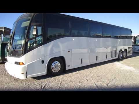 Used Coach - 1998 MCI 102EL3 56 Passenger Luxury Tourist Bus C60254