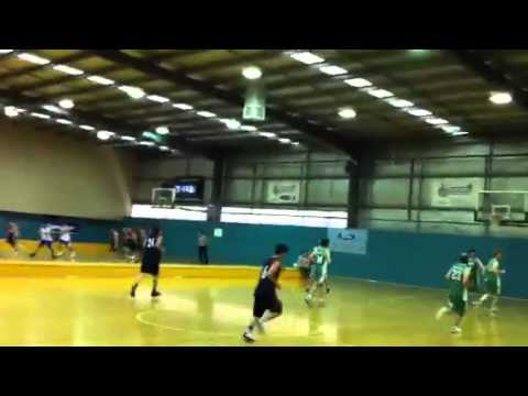 TNT basketball another Shane basket