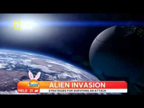 US Military Making Plans for Alien Invasion?
