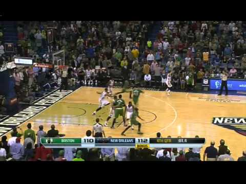 David and Humphries Force Overtime Boston Celtics vs. New Orleans Pelicans