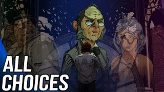 The Wolf Among Us Episode 3 All Choices/ Alternative