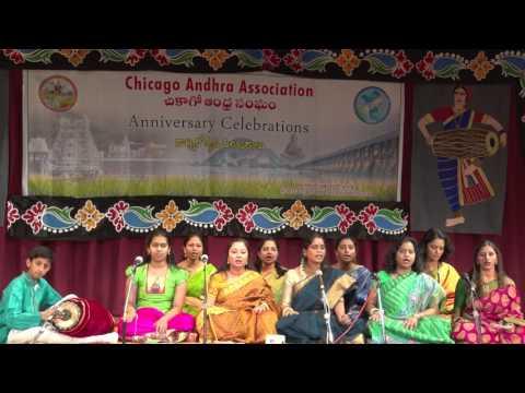 CAA - First Anniversary  - Mar 18th 2017 - Item-16 - Sri Ramdasu Krithi