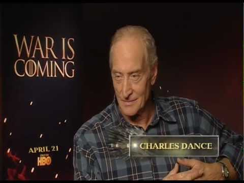 HBO Asia | Game of Thrones S2 - Interview with Charles Dance