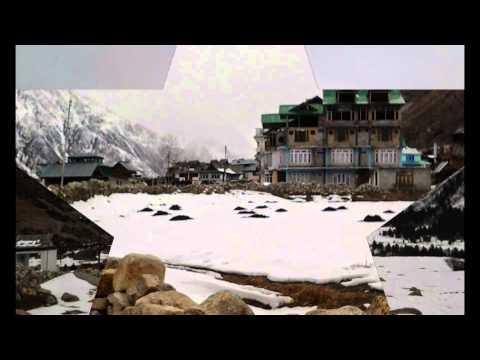 amazing beauty of chitkul himachal india