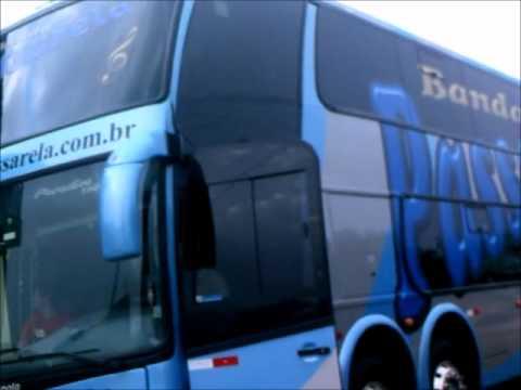 Banda Passarela- ônibus novinho em folha galera