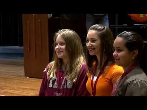 Waller ISD District Spelling Bee 2017