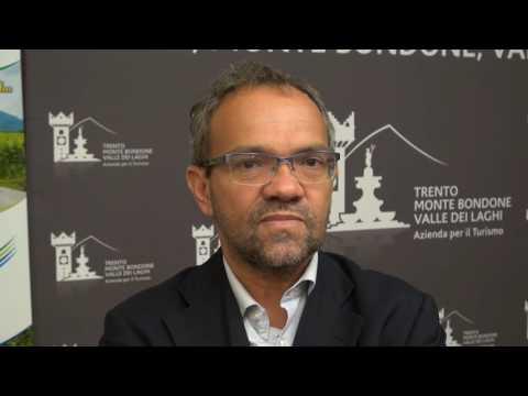 Copertina video Giuseppe Ferrandi presenta il Tourlaghi 2016