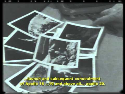 Aliens on the moon. UFOs. the secret dossier of the Apollo program. Apollo 18, 19, 20 (Part 1 of 2)