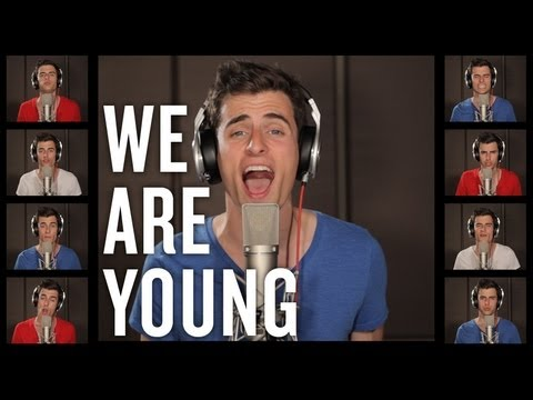Thumbnail image for 'Weird facial expressions + great voice = Mike Tompkins'