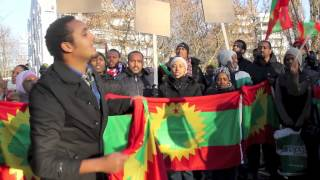 OroTV: Demonstration In Front of Saudi Embassy – Oslo, Norway