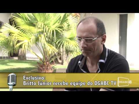 DGABC Entrevista 18/06/2012 - Britto Júnior - Parte 01