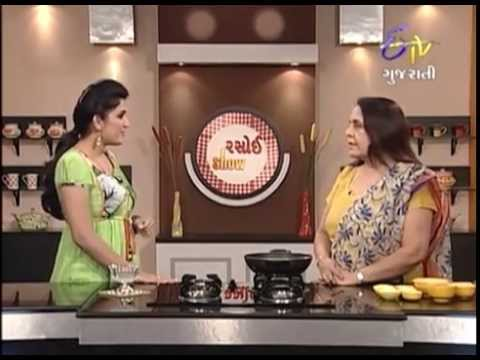 Rasoi Show - રસોઈ શો- ફ્રુઇત ફૂસીઓન, બેંસ ઉત્તપમ, સેવાઈ પુદ્દીંગ & પિઝ્ઝા પોચ્કેત્સ