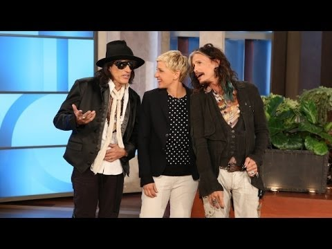 Steven Tyler & Joe Perry Talk Summer Tour