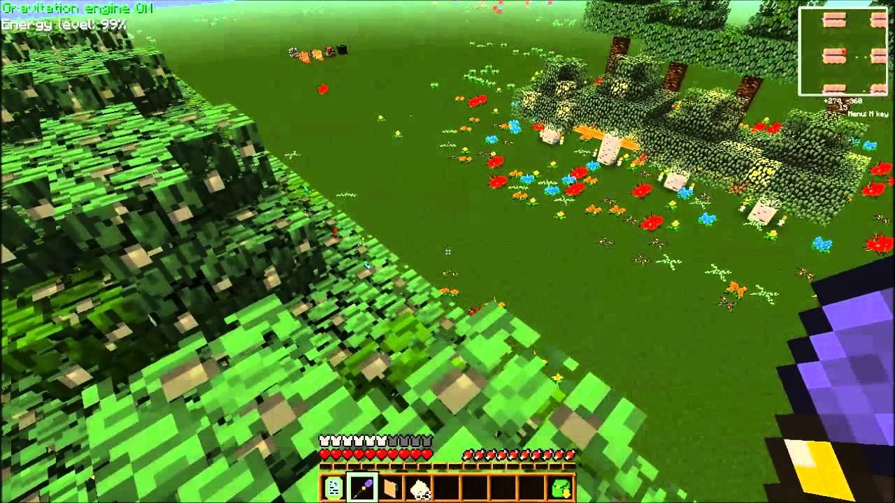 Minecraft Forestry 1 2 5 Скачать