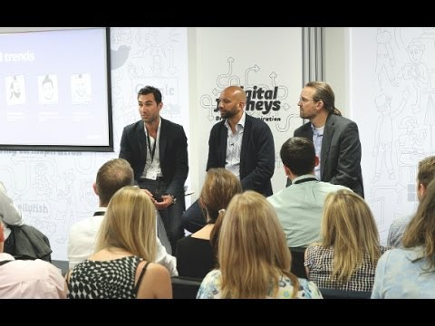 Digital Journeys 2014: Digital Trends Panel Debate