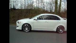 Mitsubishi Lancer - DeeWay videos
