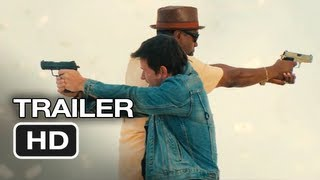 2 Guns Official Trailer #1 (2013) Denzel Washington