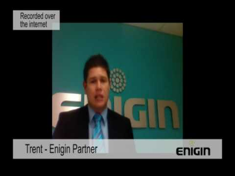 AN ENIGIN PARTNER'S GREAT SUCCESS