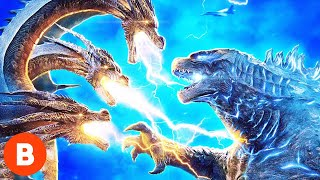Godzilla: Most Powerful Monsters In History Ranked