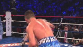 Provodnikov Vs. Algieri: HBO Boxing After Dark Highlights