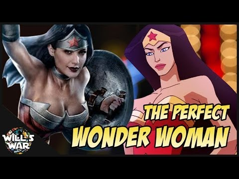 Wonder Woman: 3 Reasons Gal Gadot Is Perfect! - Will's War