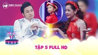Biệt tài tí hon   tập 5 full hd: Quang Vinh, Chi Pu đau khổ khi bị MC nhí yêu cầu hát dân ca