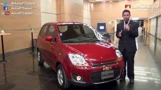 Nuevo Chevrolet Spark LIFE 2014 En Colombia Lanzamiento